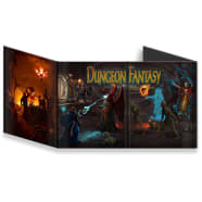 GURPS Dungeon Fantasy RPG: GM Screen Thumb Nail