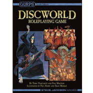 GURPS Discworld Fourth Edition Thumb Nail