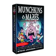 Munchkin: Munchkin & Mazes Thumb Nail