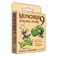 Munchkin 9: Jurassic Snark Thumb Nail