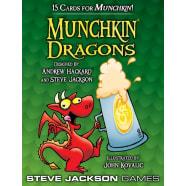 Munchkin Dragons Booster Thumb Nail