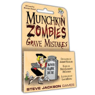 Munchkin Zombies: Grave Mistakes Thumb Nail