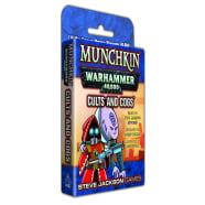 Munchkin: Warhammer 40,000 - Cults and Cogs Thumb Nail