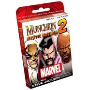 Munchkin: Marvel Edition 2 - Mystic Mayhem Expansion Thumb Nail