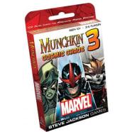 Munchkin: Marvel Edition 3 - Cosmic Chaos Expansion Thumb Nail