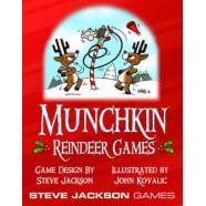 Munchkin: Reindeer Games Booster Thumb Nail