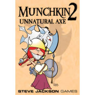 Munchkin 2: Unnatural Axe Thumb Nail