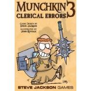 Munchkin 3: Clerical Errors Thumb Nail