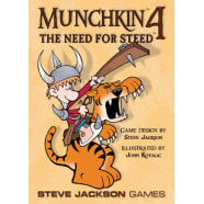 Munchkin 4: The Need for Steed Thumb Nail