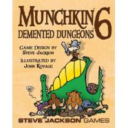 Munchkin 6: Demented Dungeons Thumb Nail