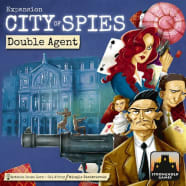 City of Spies: Double Agents Expansion Thumb Nail