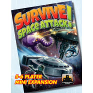 Survive: Space Attack! 5-6 Player Mini-Expansion Thumb Nail
