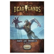 Deadlands: Crater Lake Chronicles Solo Adventures Thumb Nail