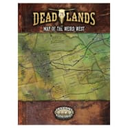 Deadlands: Map of the Weird West Thumb Nail