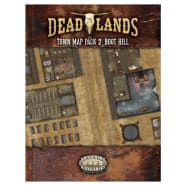 Deadlands: Map Pack 2 - Boot Hill Thumb Nail