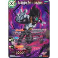 Black Masked Saiyan, Brawler from Another Dimension Thumb Nail