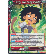 Broly, the Young Invader Thumb Nail