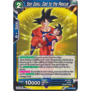 Son Goku, Dad to the Rescue Thumb Nail