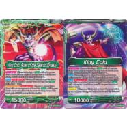 King Cold, Ruler of the Galactic Dynasty / King Cold Thumb Nail