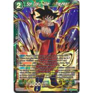 Son Goku, Allies in the Heart Thumb Nail