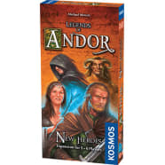 Legends of Andor: New Heroes Expansion Thumb Nail