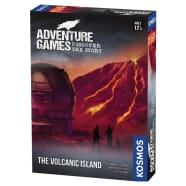 Adventure Games: The Volcanic Island Thumb Nail