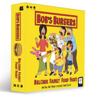 Bob's Burgers Belcher Family Food Fight Thumb Nail