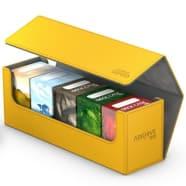 Ultimate Guard - Deck Box - Arkhive XenoSkin Standard 400+ Amber Thumb Nail
