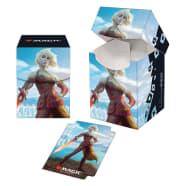 PRO 100+ Deck Box - Magic - Zendikar Rising - Nahiri, Heir of the Ancients Thumb Nail