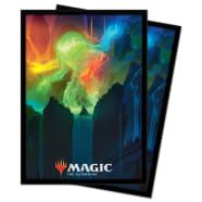 UltraPro Deck Protector - Magic - Zendikar Rising - Omnath, Locus of Creation Thumb Nail