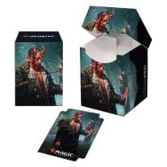 PRO 100+ Deck Box - Magic - Kaldheim - Planeswalker V1 Thumb Nail