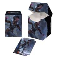 PRO 100+ Deck Box - Magic - Kaldheim - Planeswalker V4 Thumb Nail