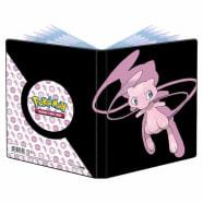 Pokemon: Mew 4 Pocket Portfolio Thumb Nail