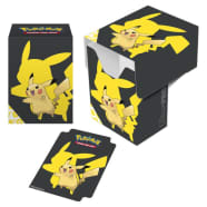 Deck Box - UltraPro - Pokemon - Pikachu 2019 Thumb Nail