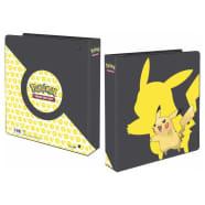 "UltraPro 2"" Album  3-Ring - Pokemon - Pikachu 2019 Thumb Nail"