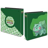 "UltraPro 2"" Album 3-Ring - Pokemon - Bulbasaur Thumb Nail"