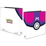 "UltraPro 2"" Album 3-Ring - Pokemon - Master Ball Thumb Nail"