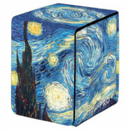 Deck Box - Ultra Pro - Fine Art - Starry Night Thumb Nail