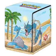 Deck Box - Pokemon Seaside Alcove Flip Box Thumb Nail