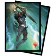 UltraPro Deck Protector - Magic - War of the Spark - Gideon Blackblade Thumb Nail