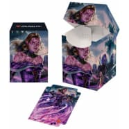 PRO 100+ Deck Box - Magic - War of the Spark - Liliana, Dreadhorde General Thumb Nail