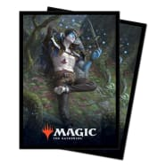 UltraPro Deck Protector - Magic - Throne of Eldraine - Oko, Thief of Crowns Thumb Nail