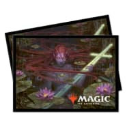UltraPro Deck Protector - Magic - Throne of Eldraine - Emry, Lurker of the Loch Thumb Nail