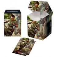 PRO 100+ Deck Box - Magic - Ikoria - Vivien, Monster's Advocate Thumb Nail