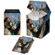 PRO 100+ Deck Box - Magic - Ikoria - Narset of the Ancient Way Thumb Nail