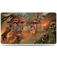 UltraPro Play Mat -  Magic - Commander Legends - Legends Rograkh, Son of Rohgahh Thumb Nail