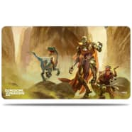 UltraPro Play Mat - Dungeons & Dragons - Cover Series - Eberron Rising from the Last War Thumb Nail