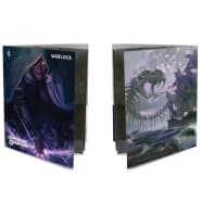 Dungeons & Dragons Warlock Class Folio with Stickers Thumb Nail