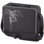 Deluxe Gaming Case Black Dragon w/Silver Trim Thumb Nail