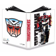 Ultra Pro 9 Pocket Pro-Binder - Transformers - Optimus Thumb Nail